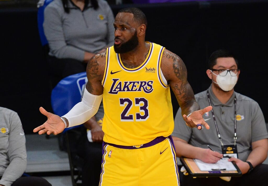 LeBron James NBA Top Shot