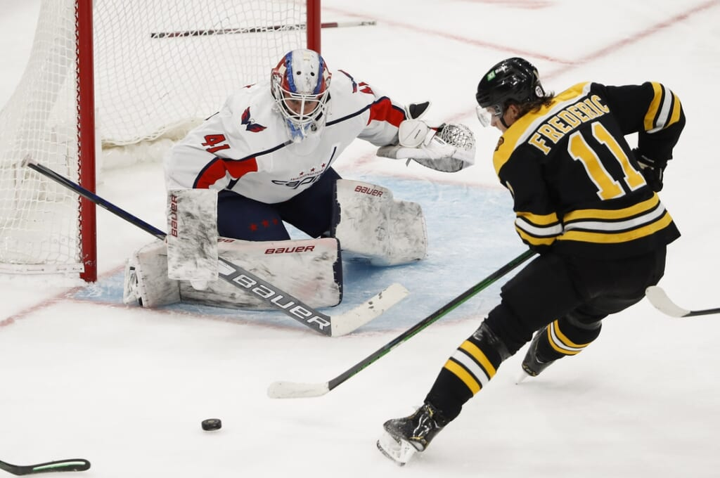 Vitek Vanecek NHL trade rumors