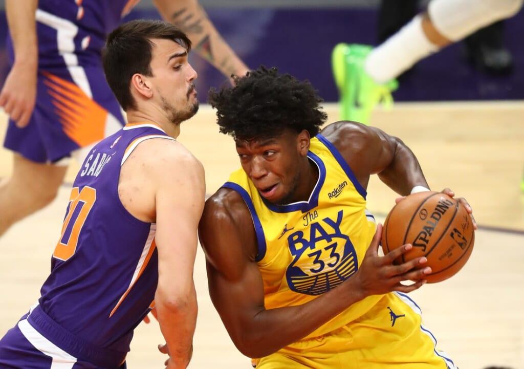 NBA trade rumors: Warriors will not move James Wiseman.
