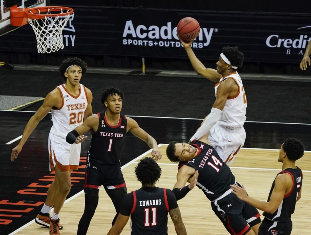 NBA mock draft: Kai Jones