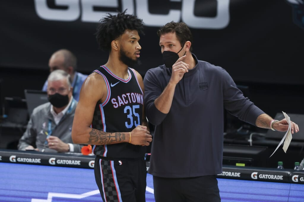 NBA trade deadline: Marvin Bagley to the Charlotte Hornets