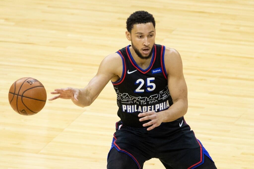 NBA trades: Ben Simmons