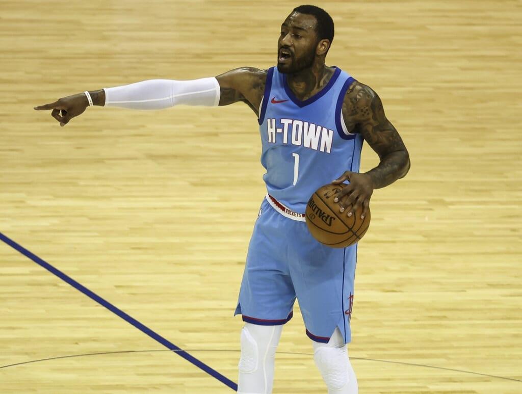 Houston Rockets 20-game losing streak