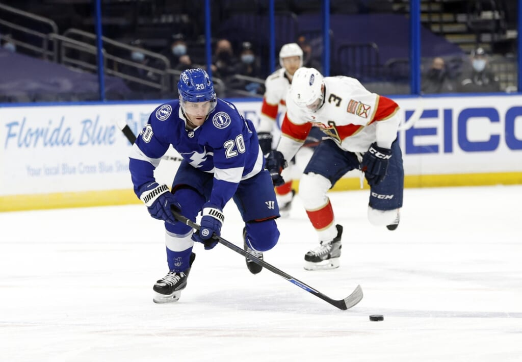 Top 20 NHL free agents of 2021: Blake Coleman