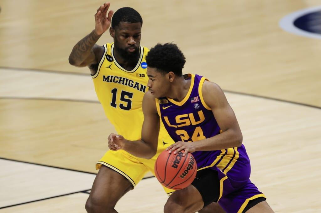 NBA Mock Draft: Cameron Thomas