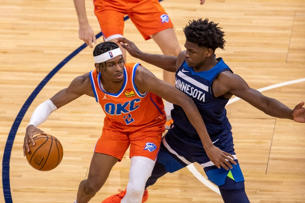 Cleveland Cavaliers trade for Shai Gilgeous-Alexander