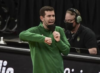 Boston Celtics Brad Stevens hot seat