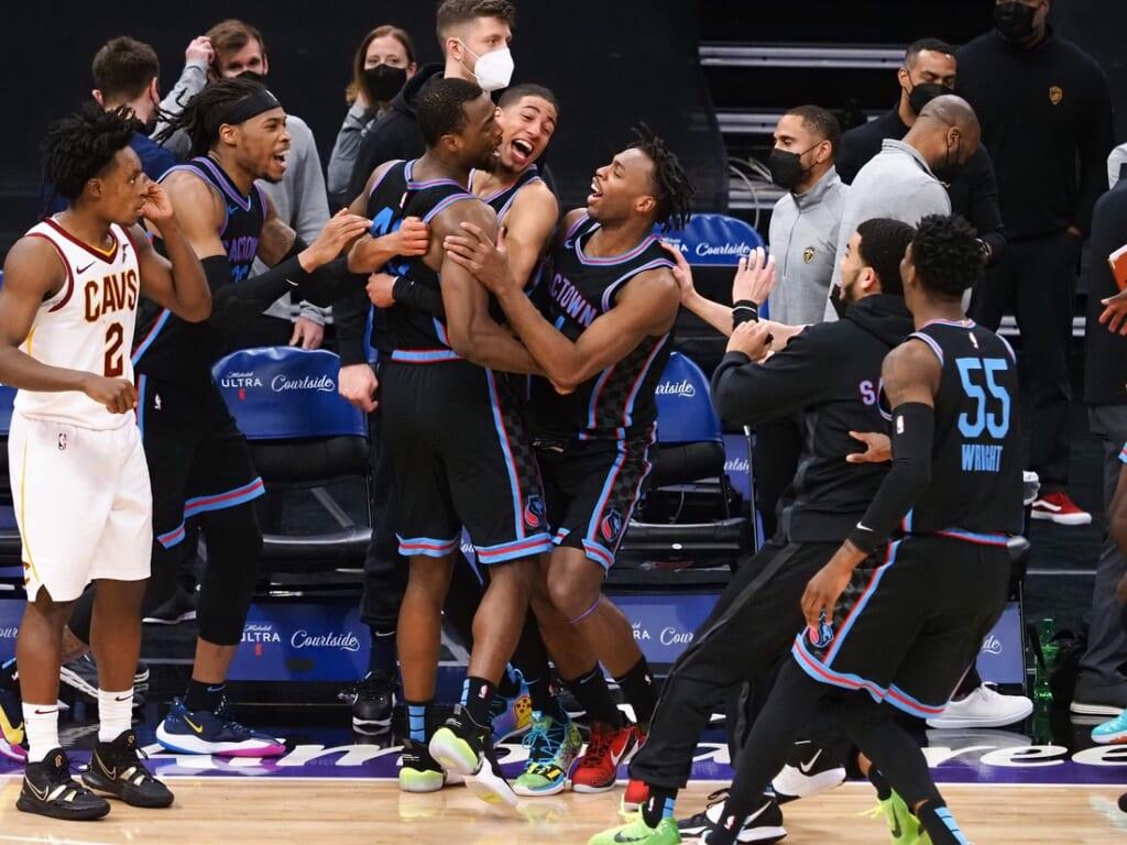 Sacramento Kings, Luke Walton
