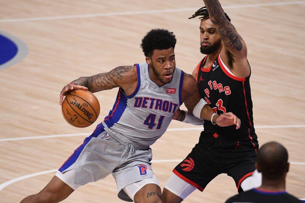 NBA power rankings: Detroit Pistons