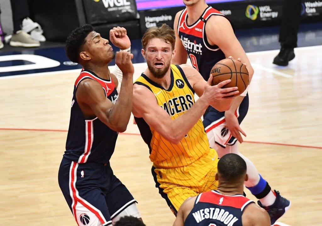 NBA trades: Domantas Sabonis