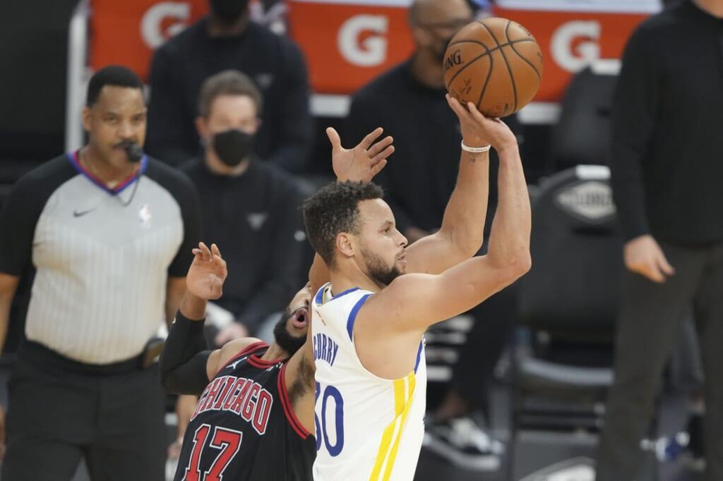 Golden State Warriors best-case scenario for NBA Playoffs
