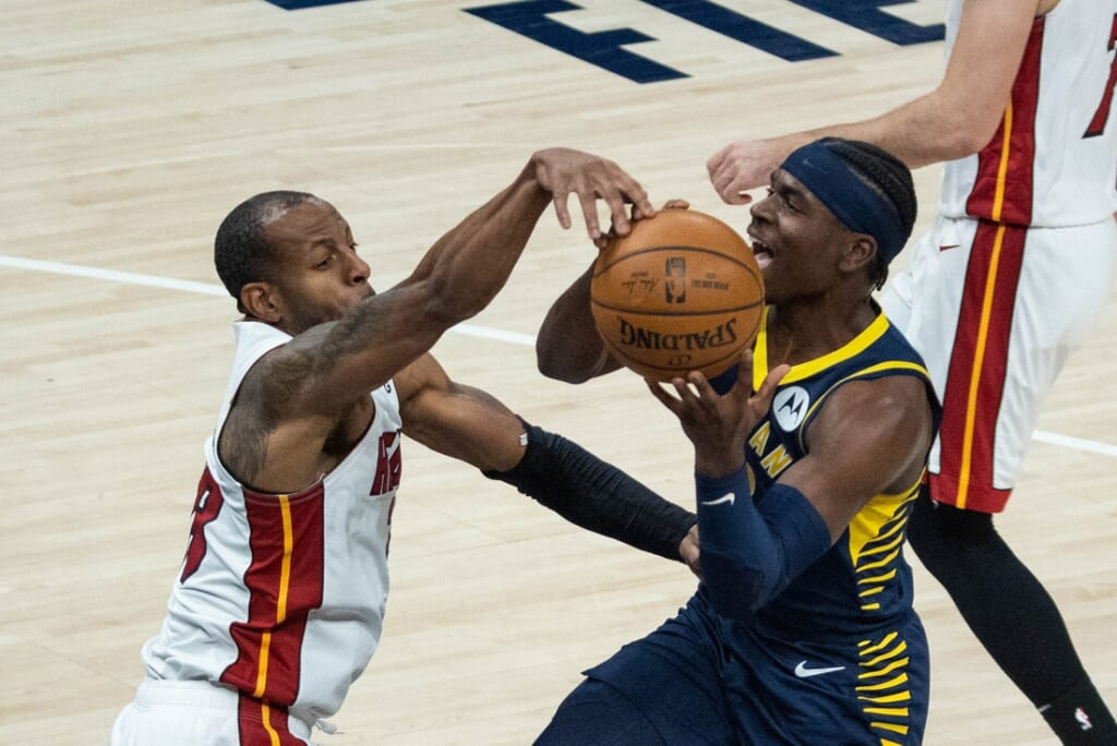 Andre Iguodala sign and trade for Kelly Oubre?