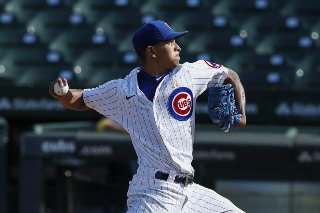 Chicago Cubs X-factor for 2021 MLB season: Adbert Alzolay