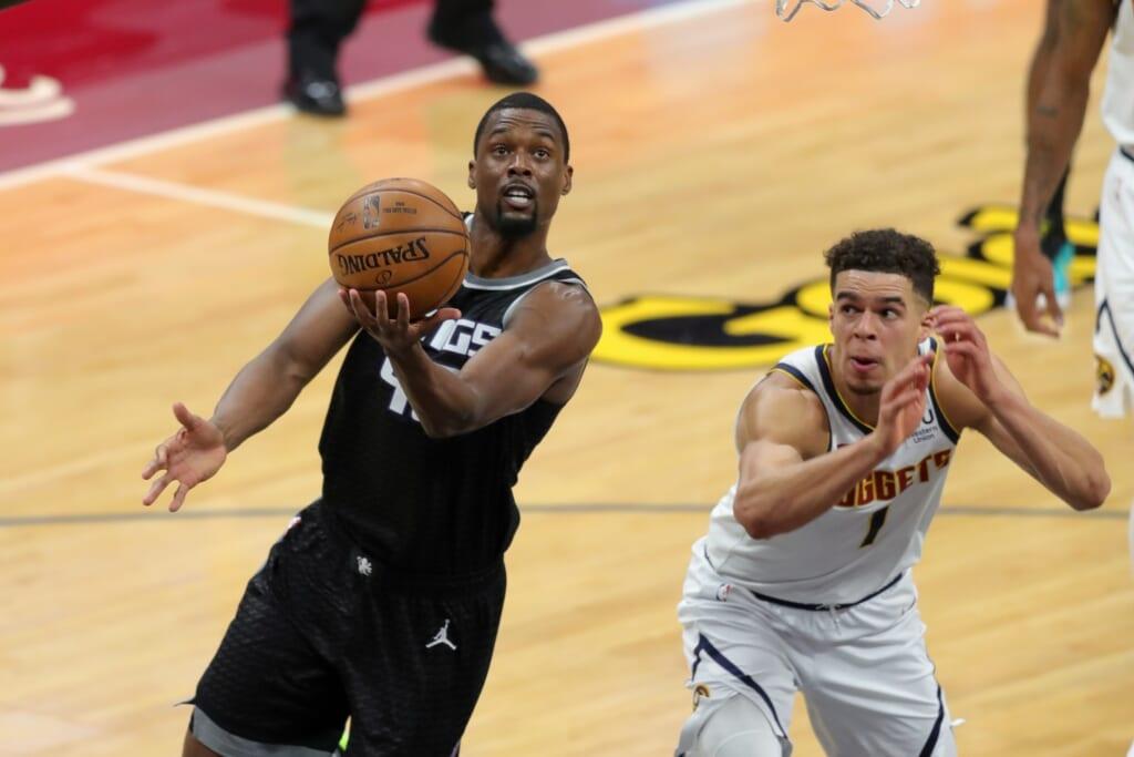 NBA trades: Harrison Barnes