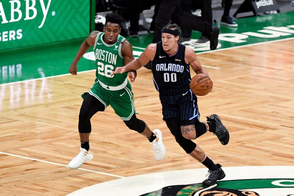 Celtics trade: Aaron Gordon: Boston Celtics