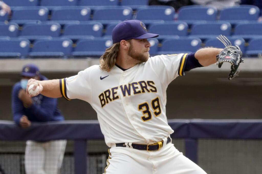 Milwaukee Brewers X-factor for 2021 MLB season: Corbin Burnes