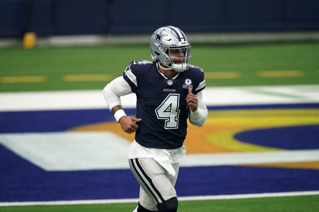 Dak Prescott's return gives Dallas Cowboys top NFC East QB