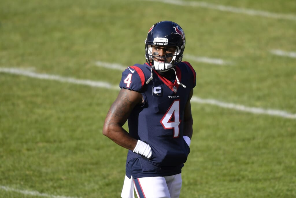 Deshaun Watson: NFL rumors