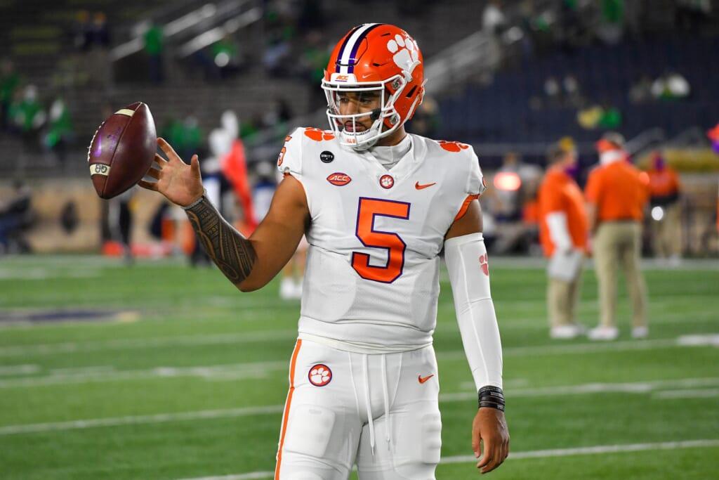 Top 10 college football quarterbacks entering the 2021 season: D.J. Uiagalelei
