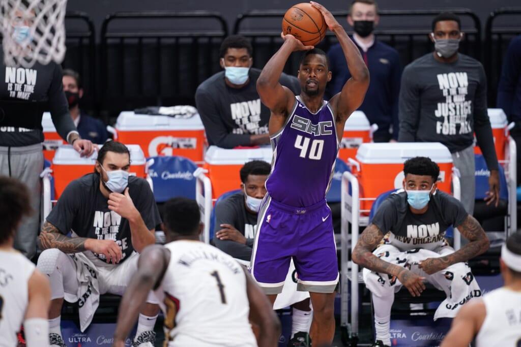 Harrison Barnes: Sacramento Kings