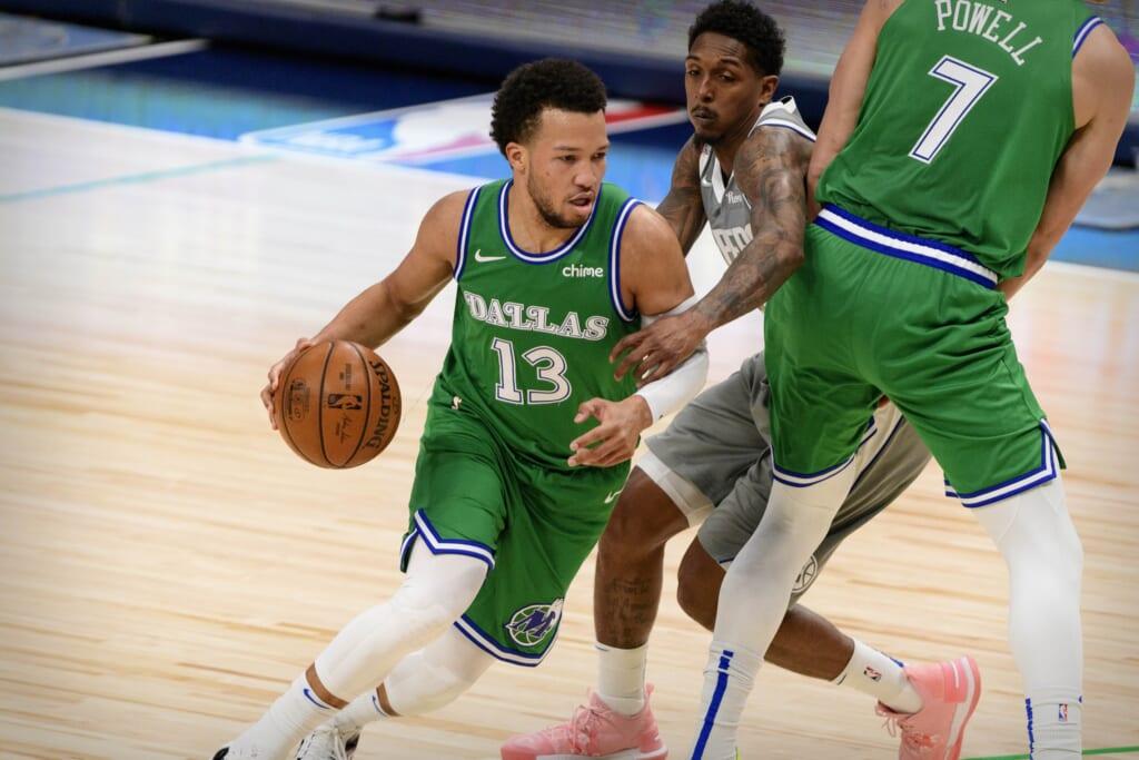 Dallas Mavericks' bench production has soared