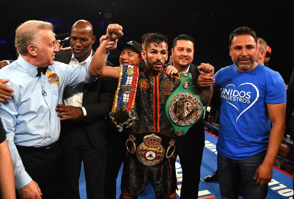 Lightweight Boxing Rankings: Jorge Linares