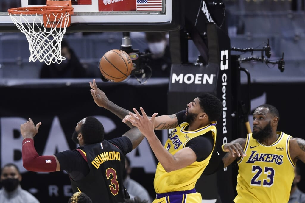 Andre Drummond: Los Angeles Lakers