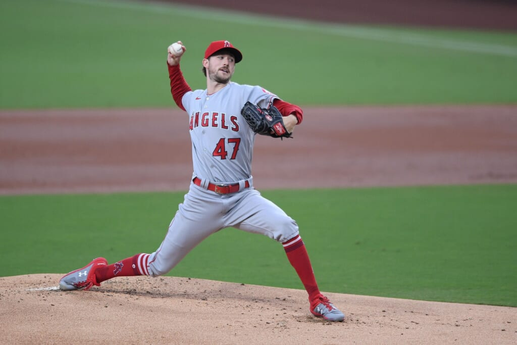 Los Angeles Angels: Griffin Canning
