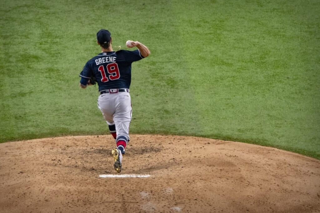 وكلاء MLB الأحرار: شين جرين