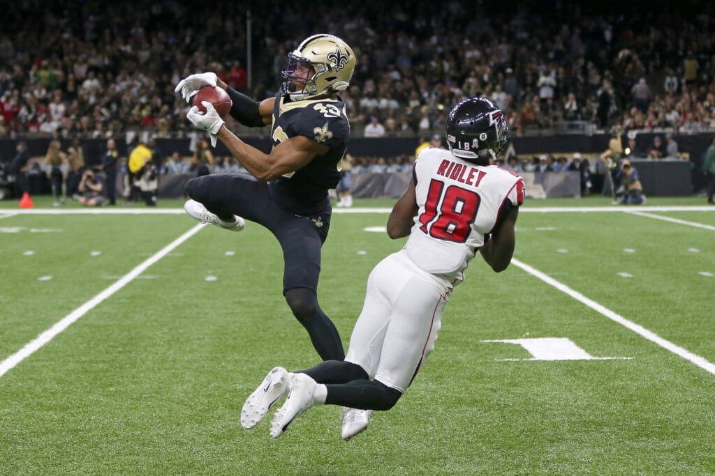 NFL franchise tag: Marcus Williams, Saints