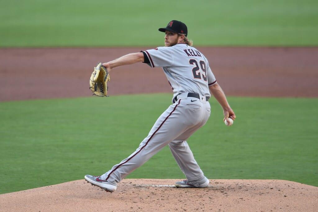 Arizona Diamondbacks X-factor for 2021 MLB season: Merrill Kelly
