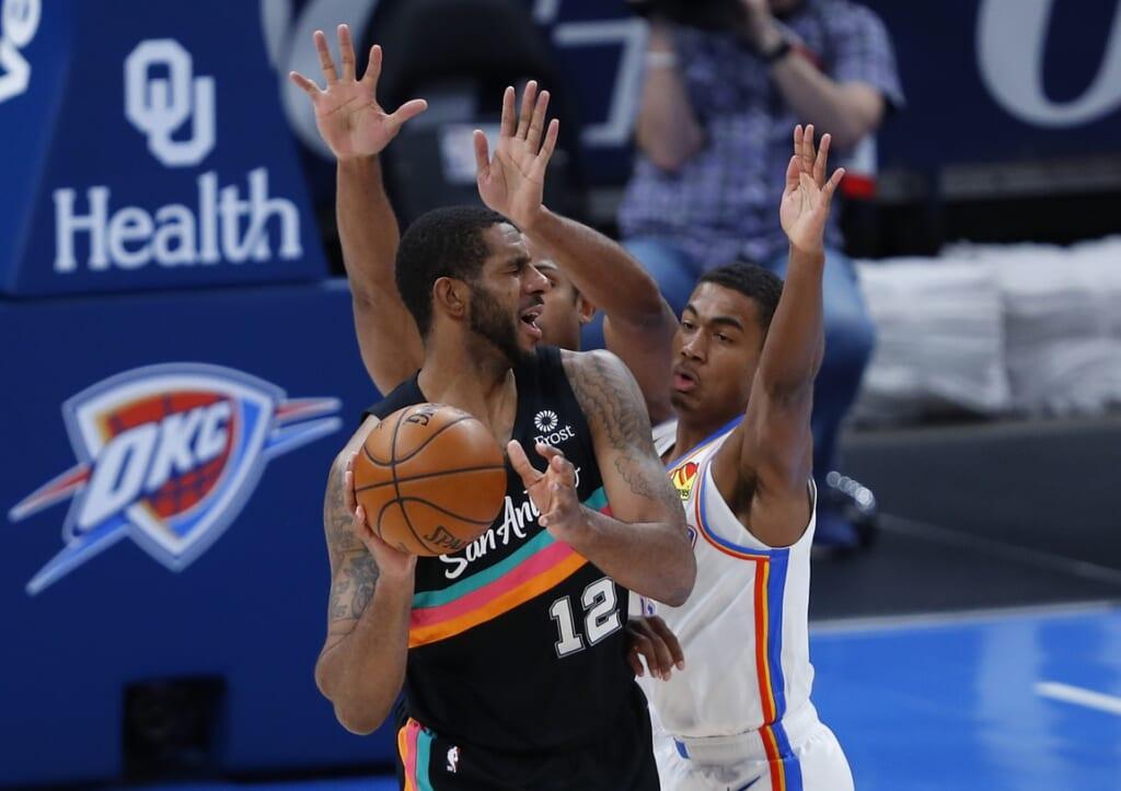 Miami Heat: LaMarcus Aldridge