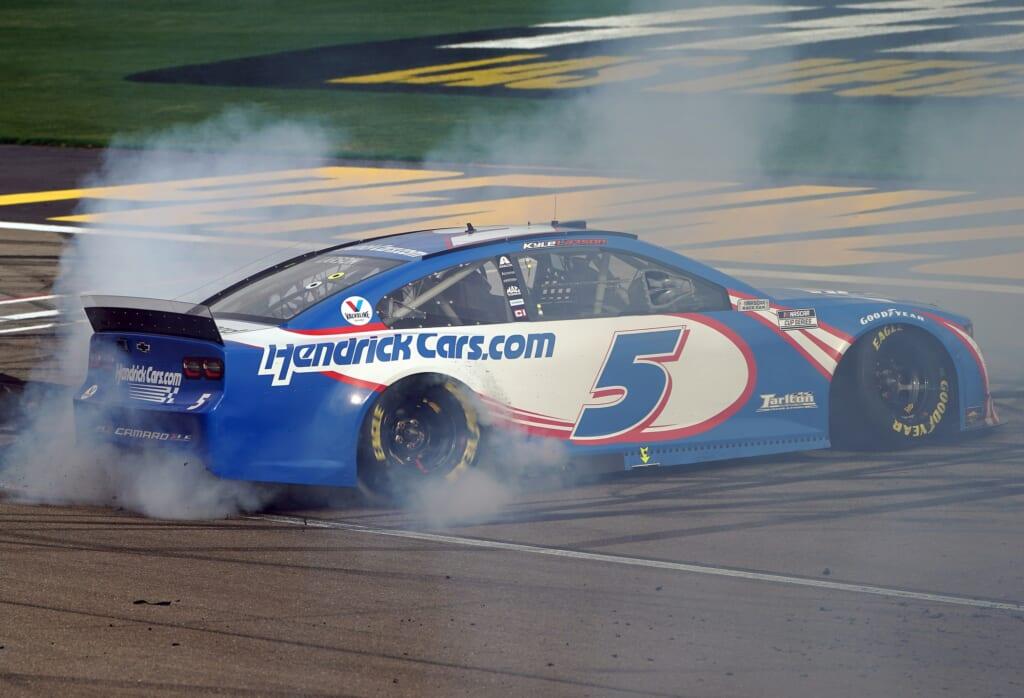 NASCAR Power Rankings: Kyle Larson