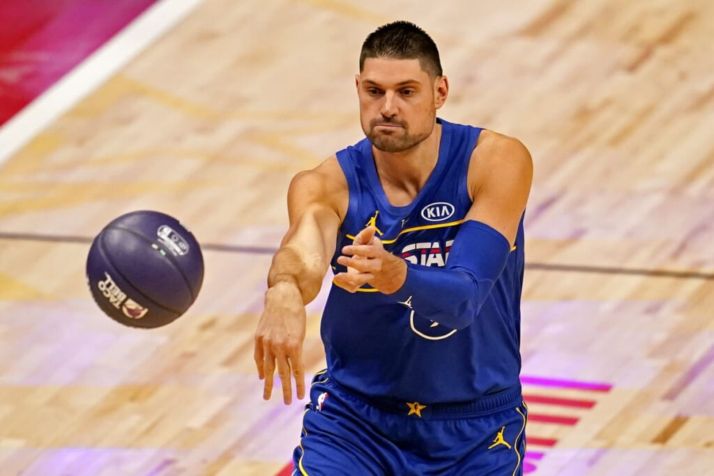 NBA rumors: Nikola Vucevic