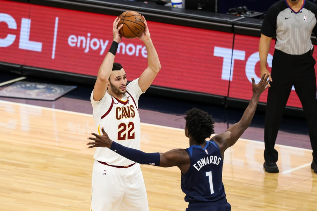NBA trade rumors: Larry Nance Jr.