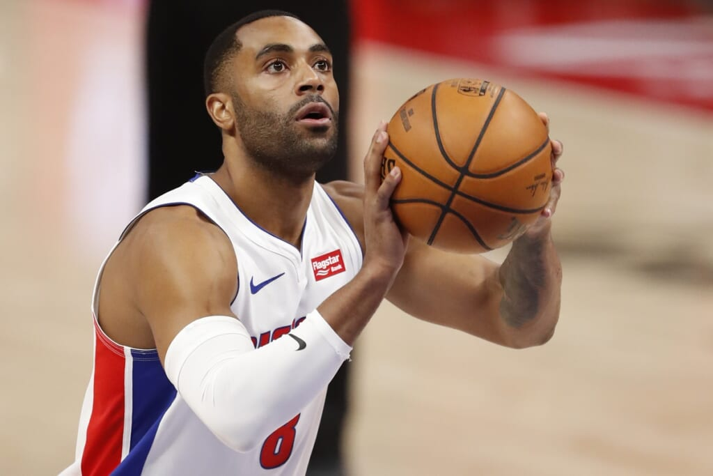 NBA trade rumors: Detroit Pistons