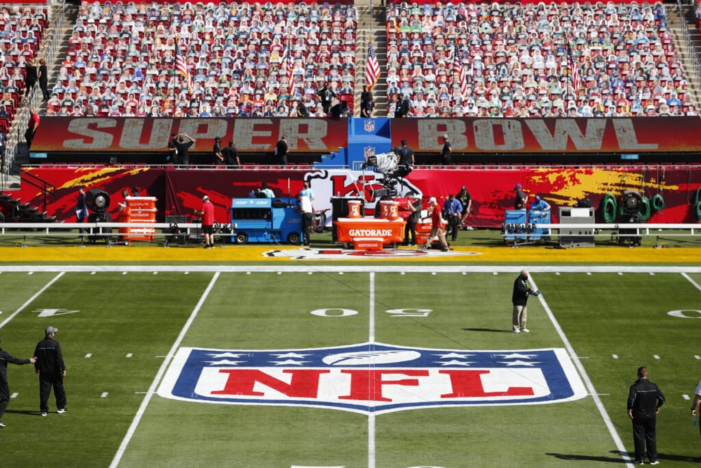 NFL television contract