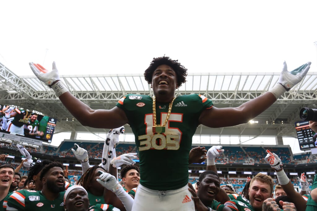 Is Christian Barmore really going to fall most among 2021 NFL Draft attendees?
