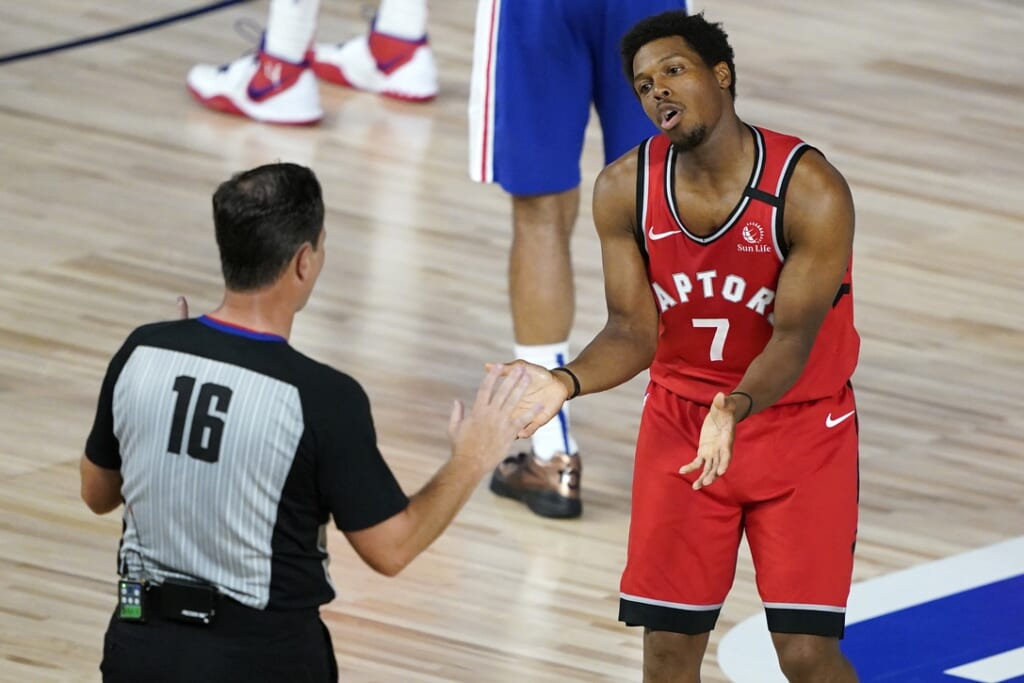 Kyle Lowry: Philadelphia 76ers