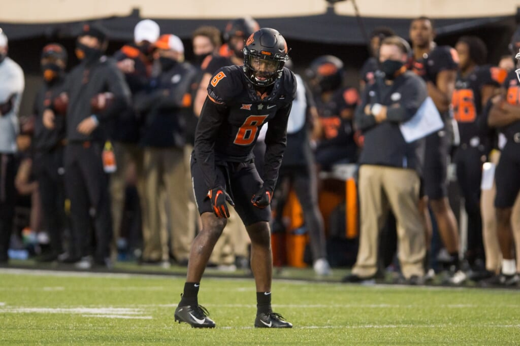 Cleveland Browns 2021 NFL mock draft: Rodarius Williams, CB, Oklahoma State