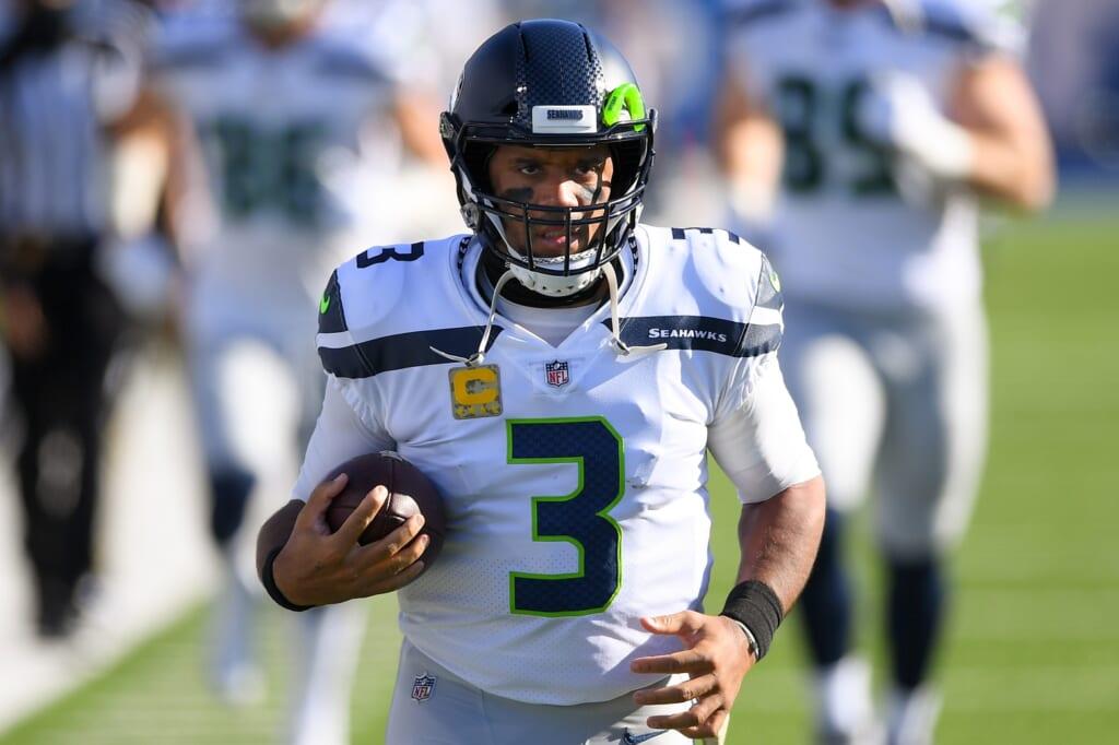 NFL rumors: Russell Wilson: Seahawks rumors