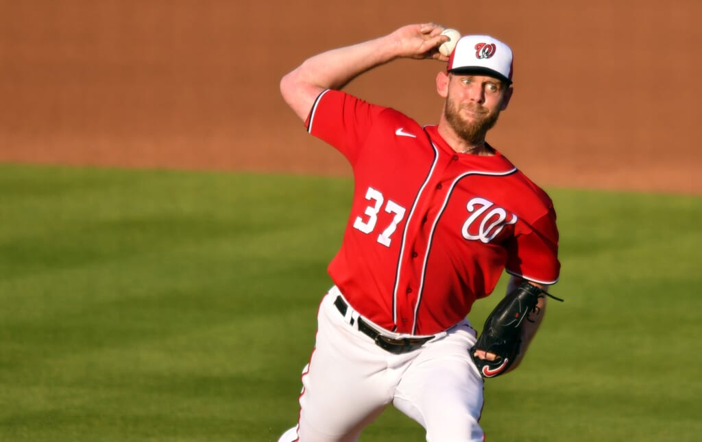 Washington Nationals X-factor for 2021 MLB season: Stephen Strasburg