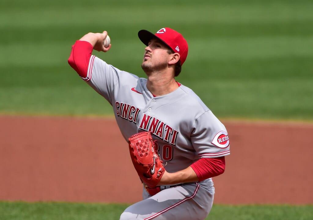 Cincinnati Reds X-factor for 2021 MLB season: Tyler Mahle