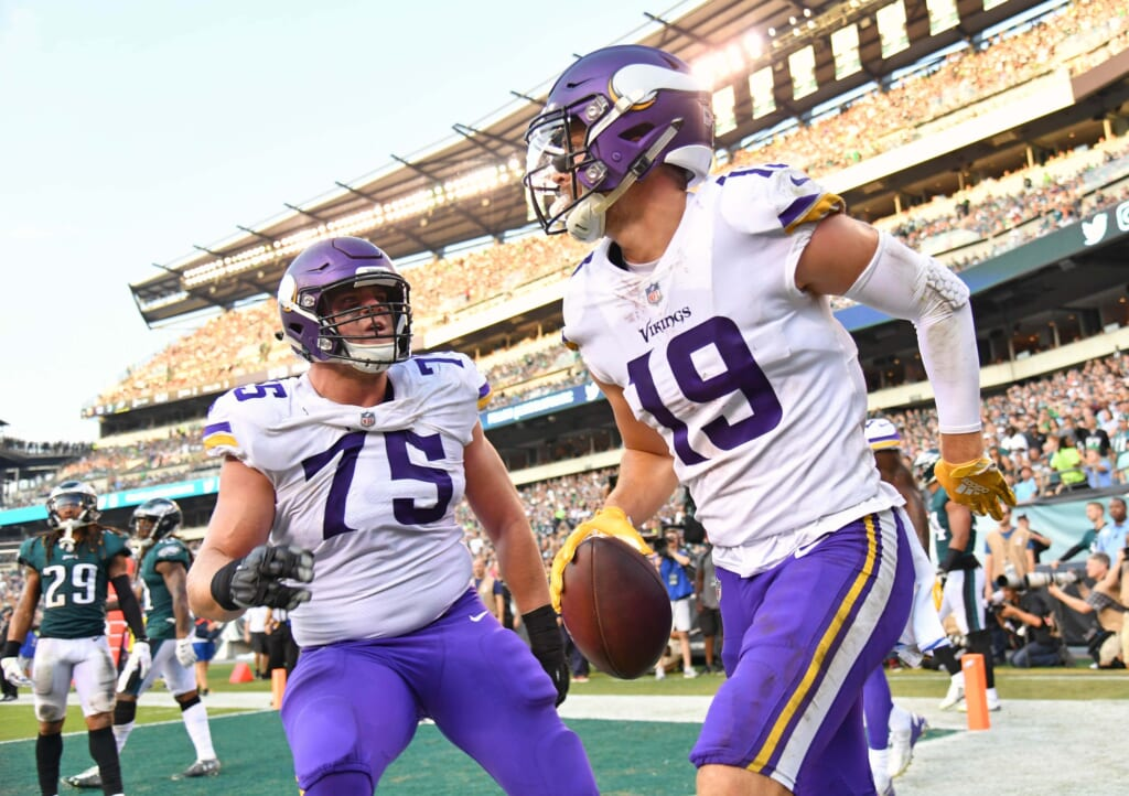 Minnesota Vikings release of Riley Reiff clears the way for Bryan O'Neill