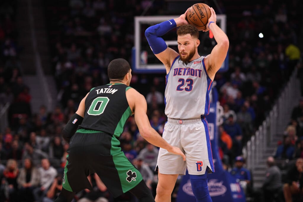Blake Griffin, Boston Celtics