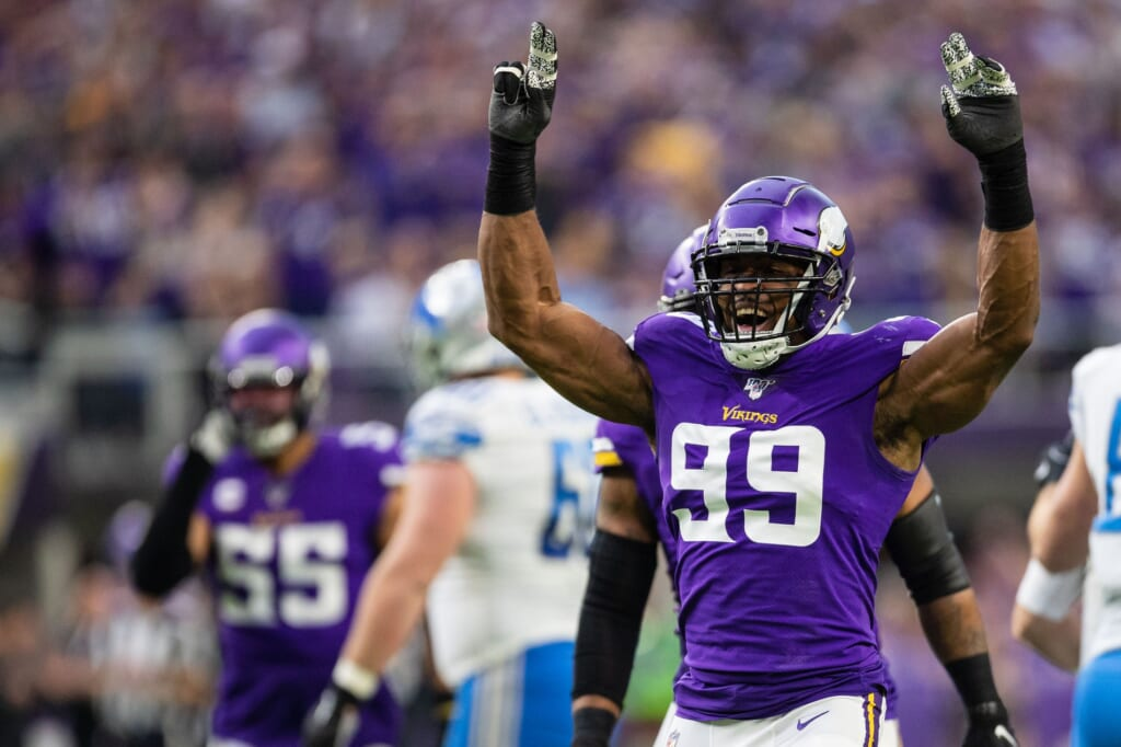 NFL trades: Danielle Hunter to the Baltimore Ravens?
