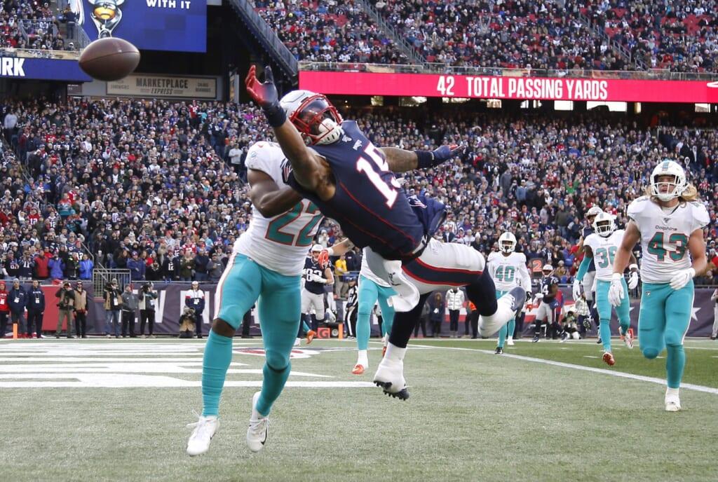 New England Patriots rumors: N'Keal Harry trade