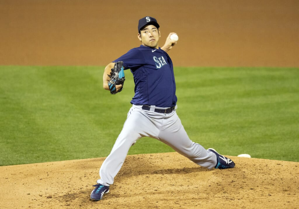 2021 MLB season: Yusei Kikuchi, Seattle Mariners