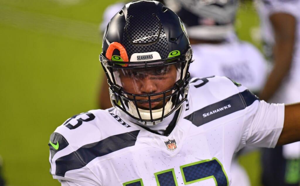 Seattle Seahawks release Carlos Dunlap