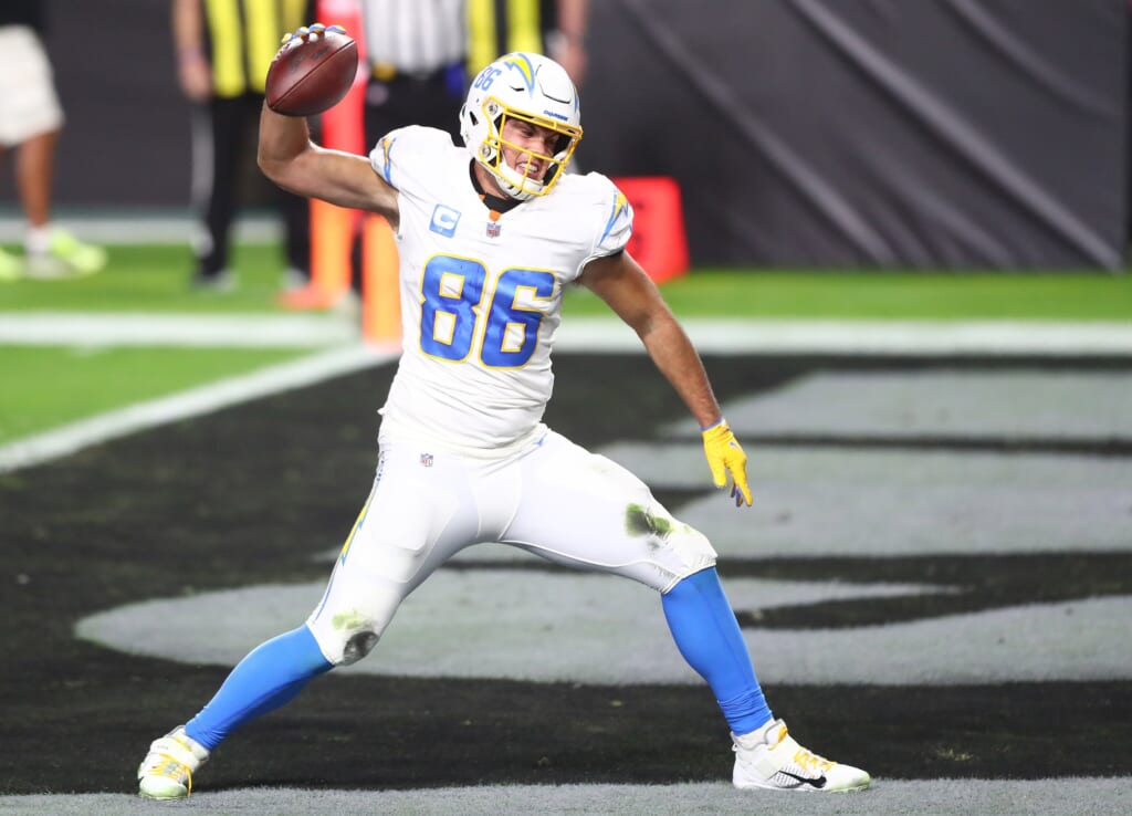 Overrated NFL free agents: Hunter Henry